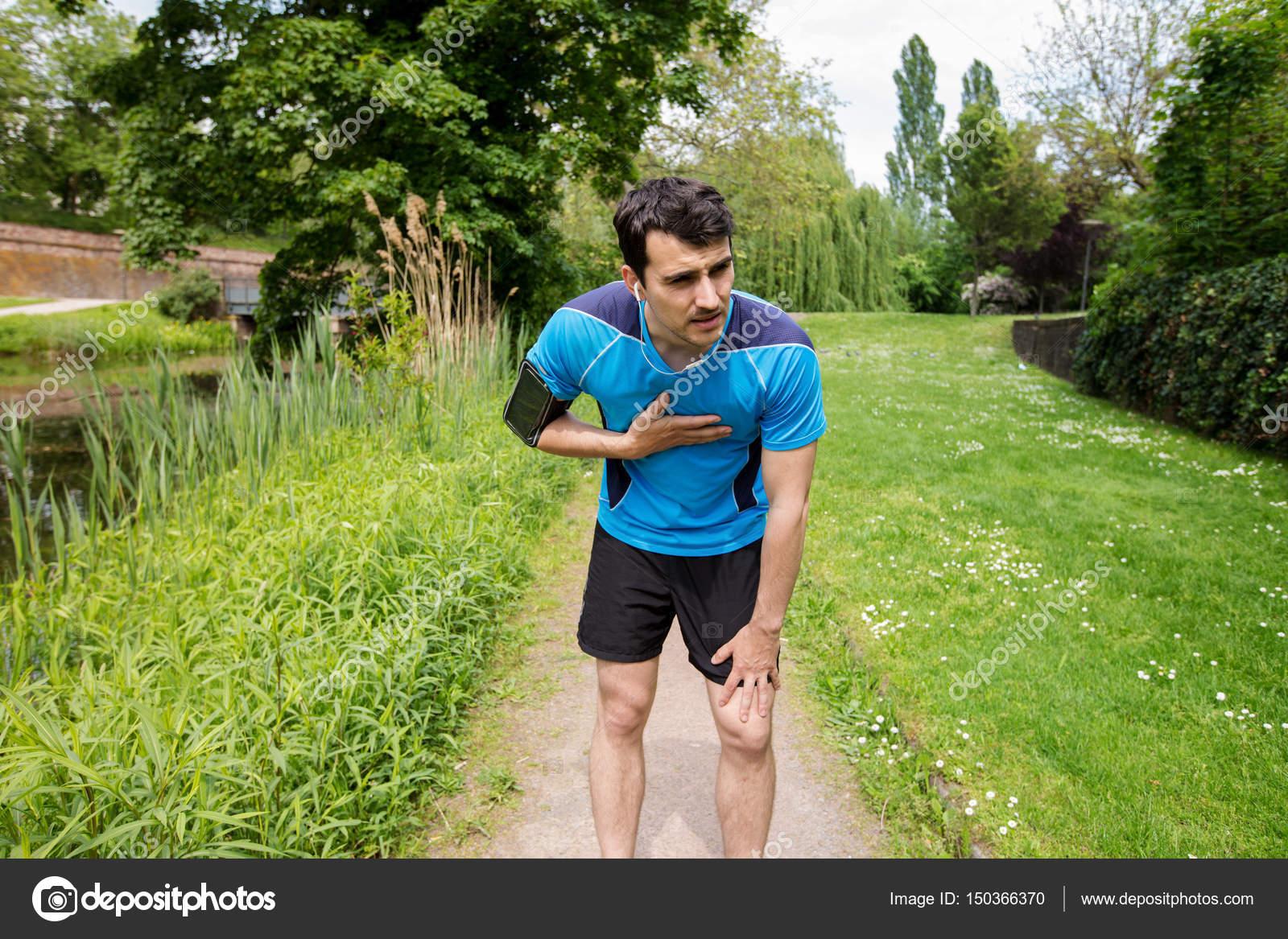 Dolor en el pecho despues de hacer deporte
