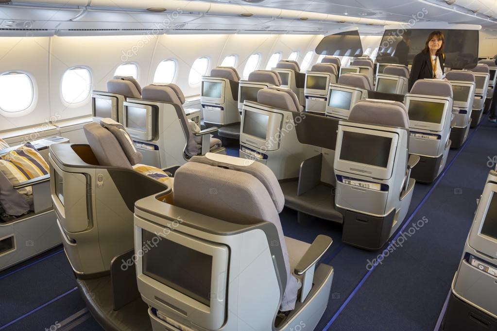 avion airbus a380 lintrieur des siges photo