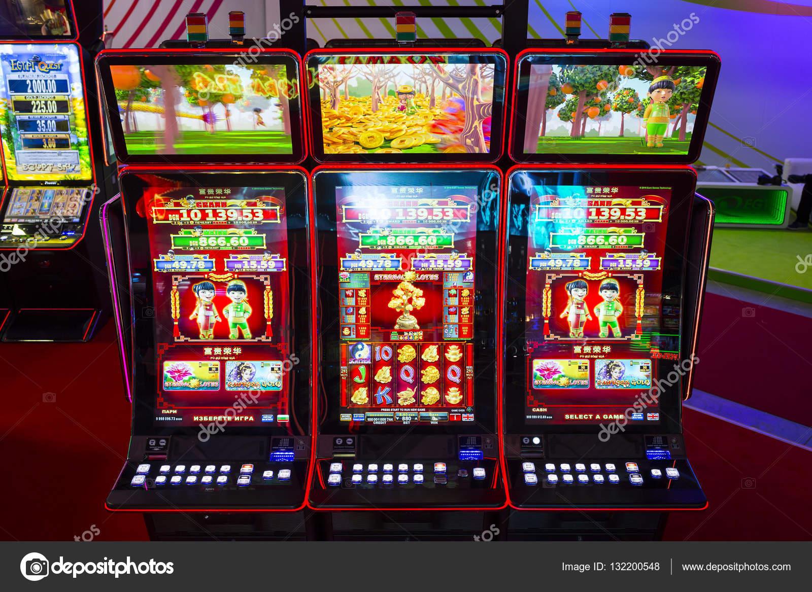 менедждер игровых автоматов на сетуни