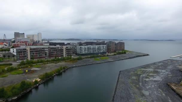 Okres Stavanger, pohled shora