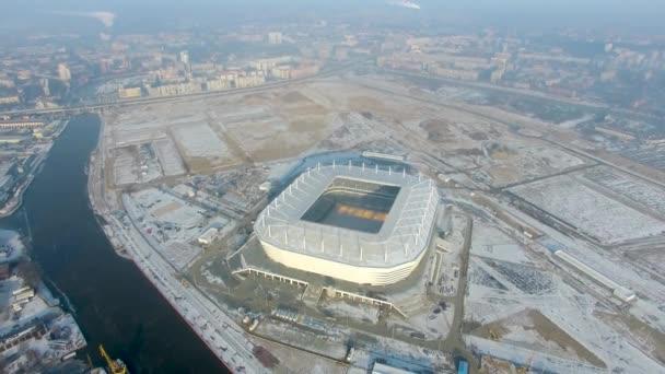 строительство к чемпионату мира 2018 калининград