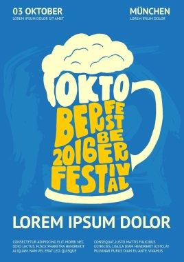 Oktoberfest 2016 beer festival