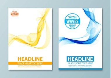 Modern flyers design templates