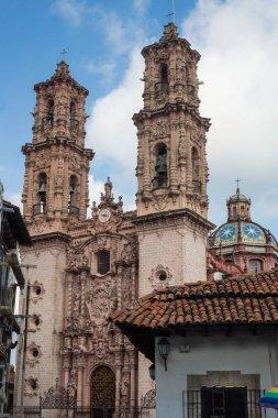 Taxco Guerrero Mexico a colrful town.