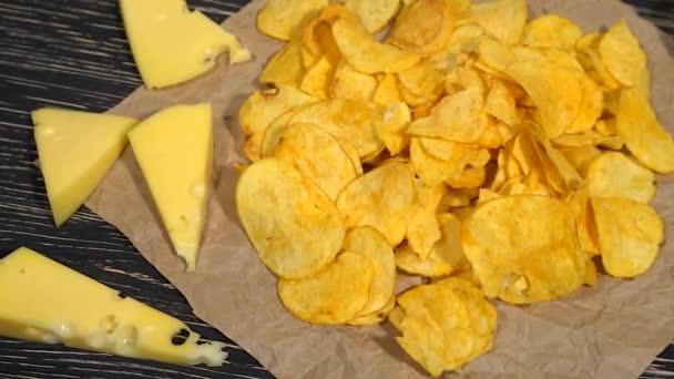 Dolly bramborové lupínky sýra