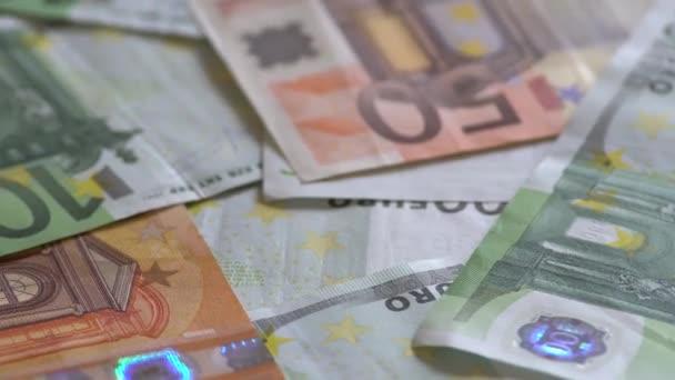 Rotace eurobankovek