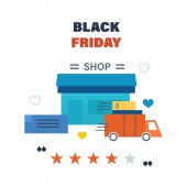 Black Friday, formulation and delivery of the goods, discounts, deals