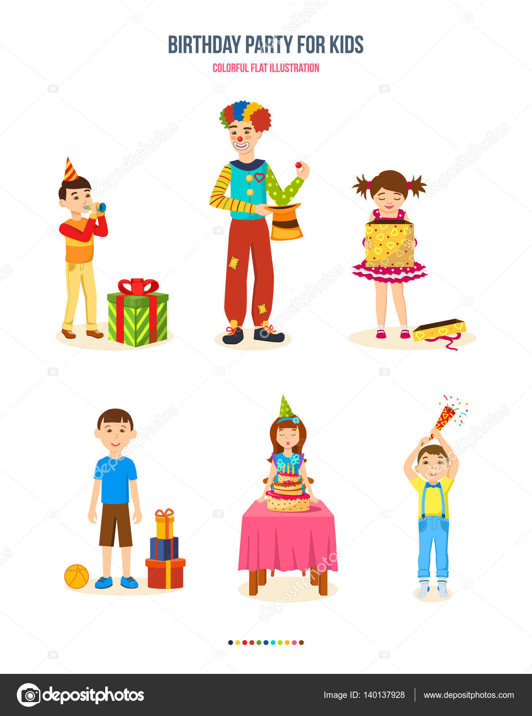 Fiesta de cumplea os para ni os regalos torta diversi n for Regalos para fiestas de cumpleanos infantiles