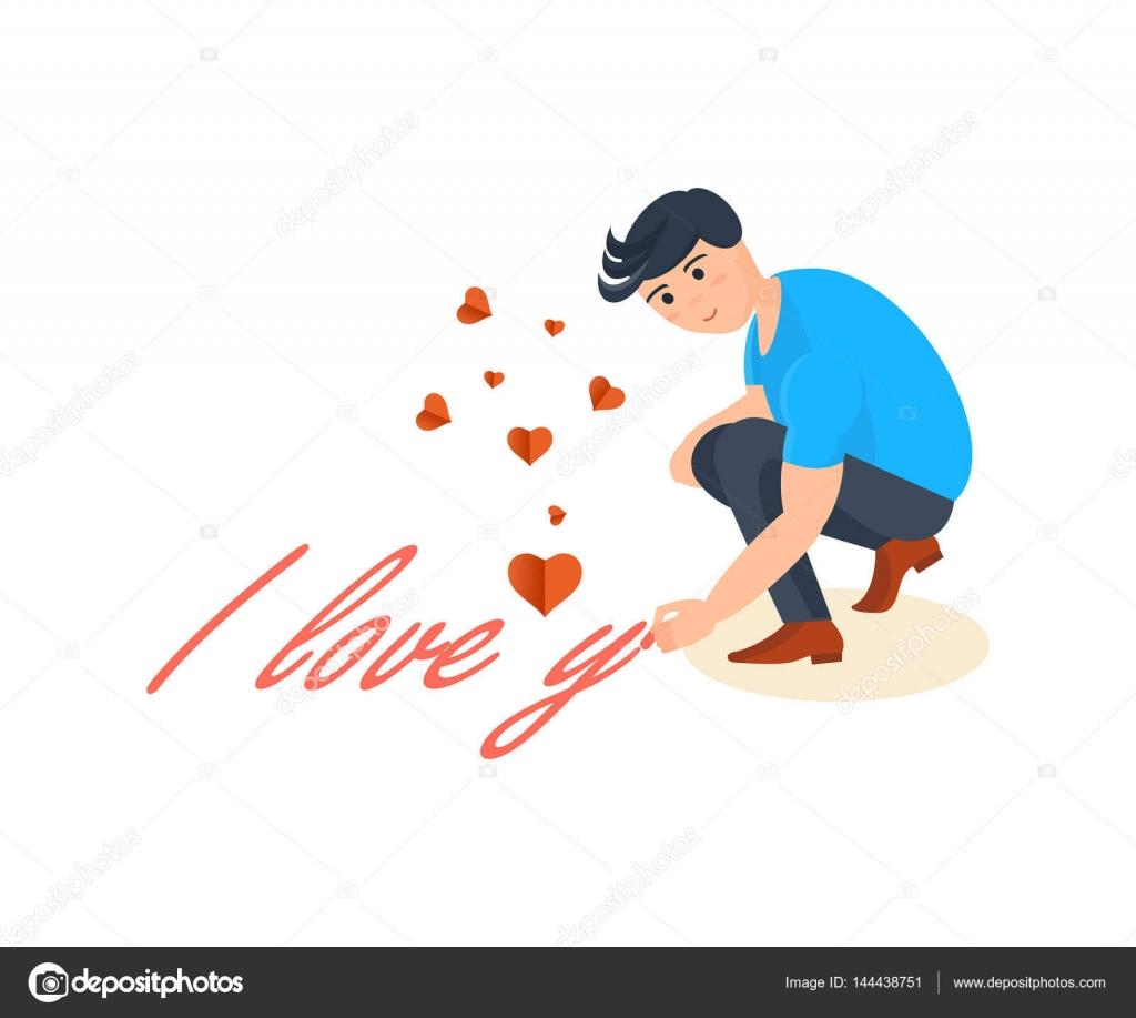 Aşık bir adamın güzel tanınması