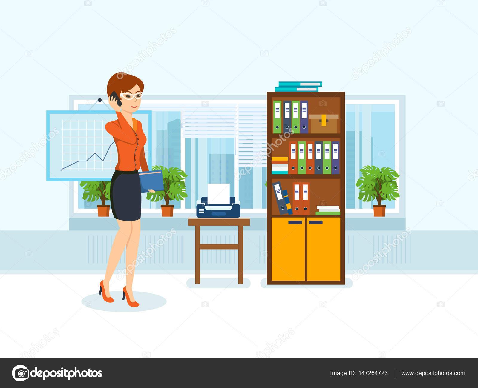 Arbeiter, Arbeit, am Telefon reden löst Probleme mit Kunden ...