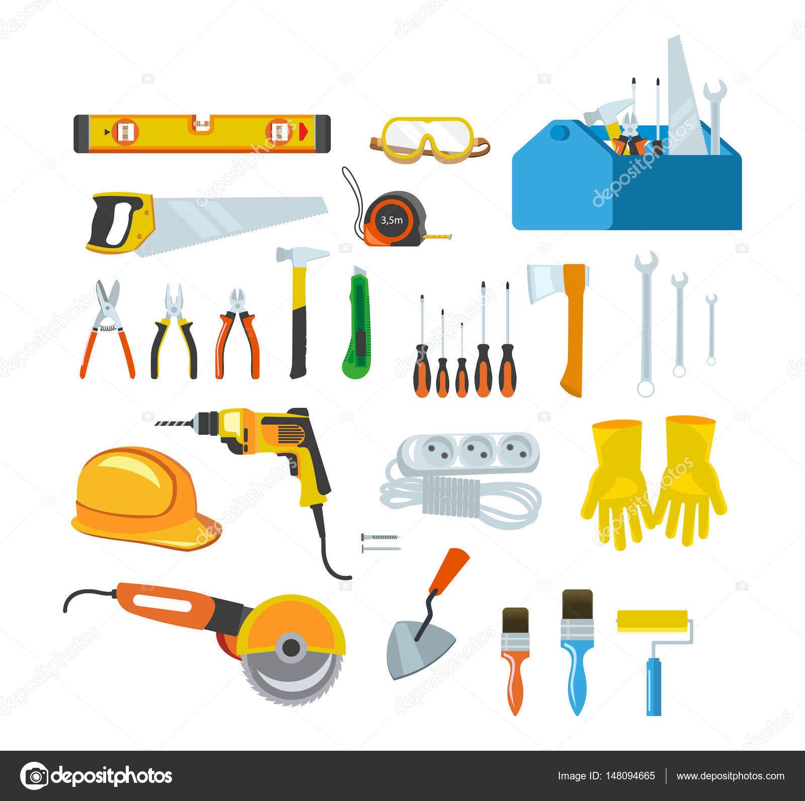 Herramientas de trabajo equipos para la reparaci n y for Casa para herramientas