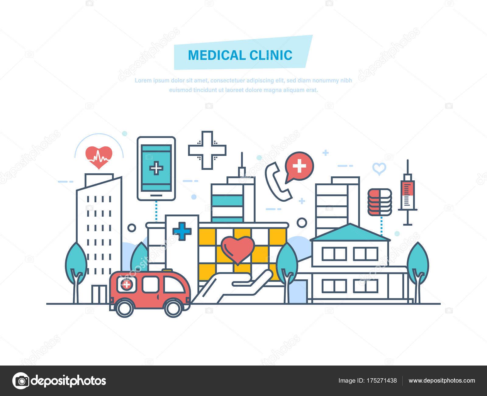 Clnica mdica edificio hospital de la ciudad sistema de salud y clnica mdica edificio hospital de la ciudad sistema de salud y centro mdico malvernweather Images