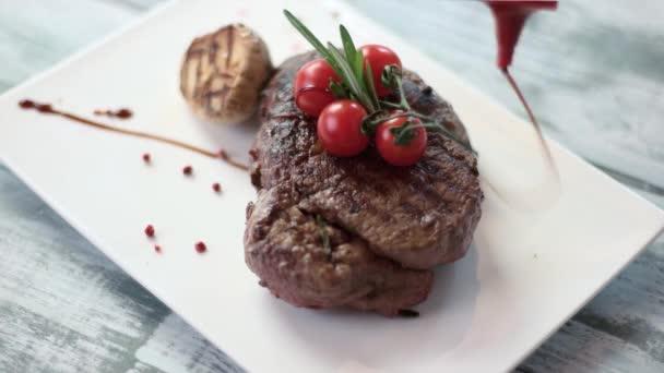 Omáčka na steak.