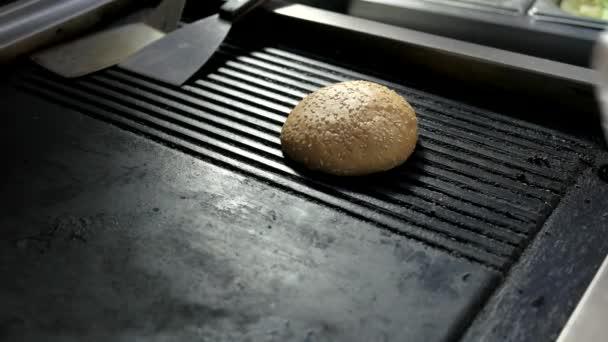 Burger housky sezamové
