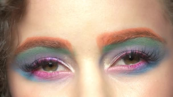 krásné oční make-up