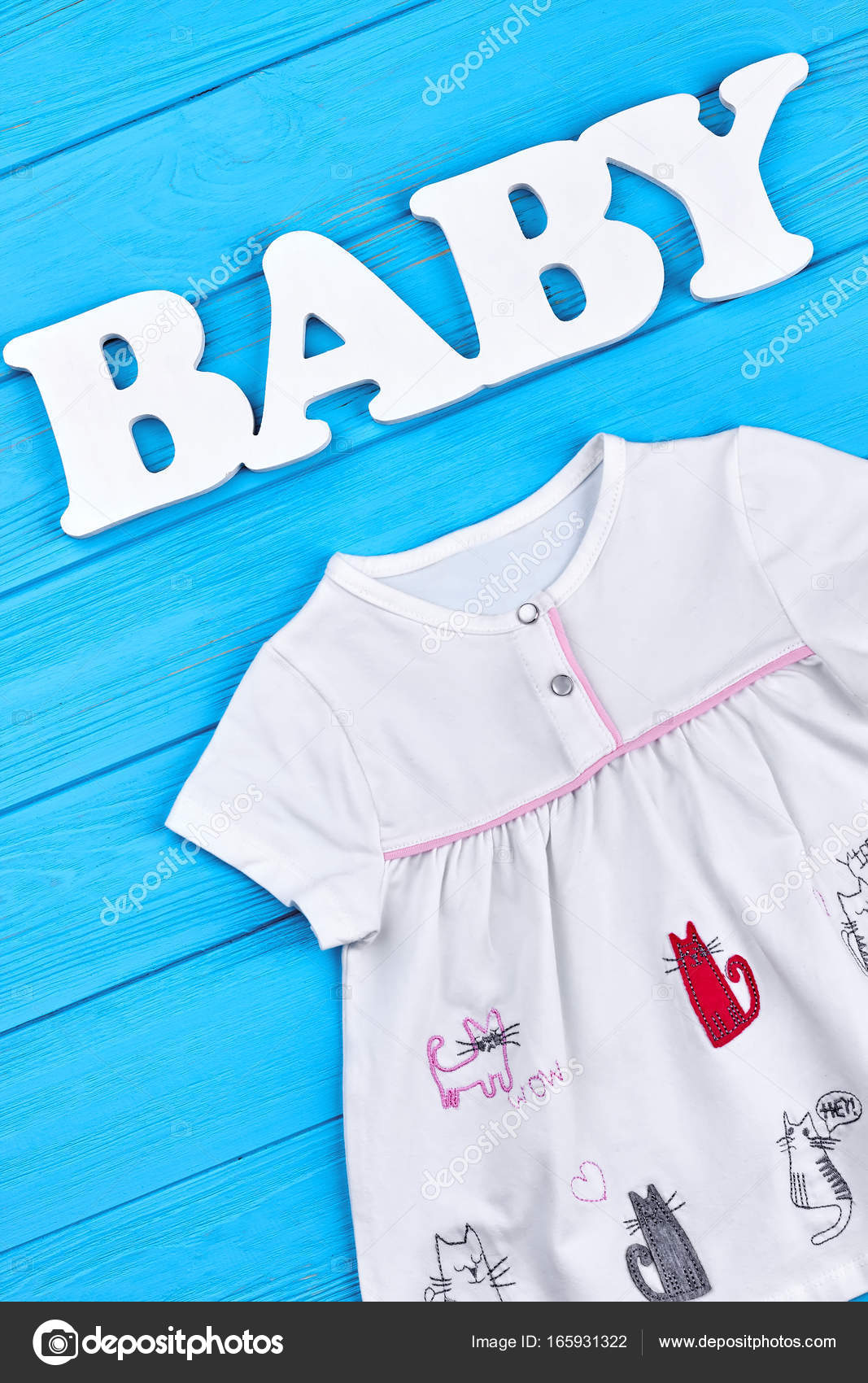 6a162a0d82fd Baby-girl summer fashion outfit. — Stock Photo © Denisfilm  165931322