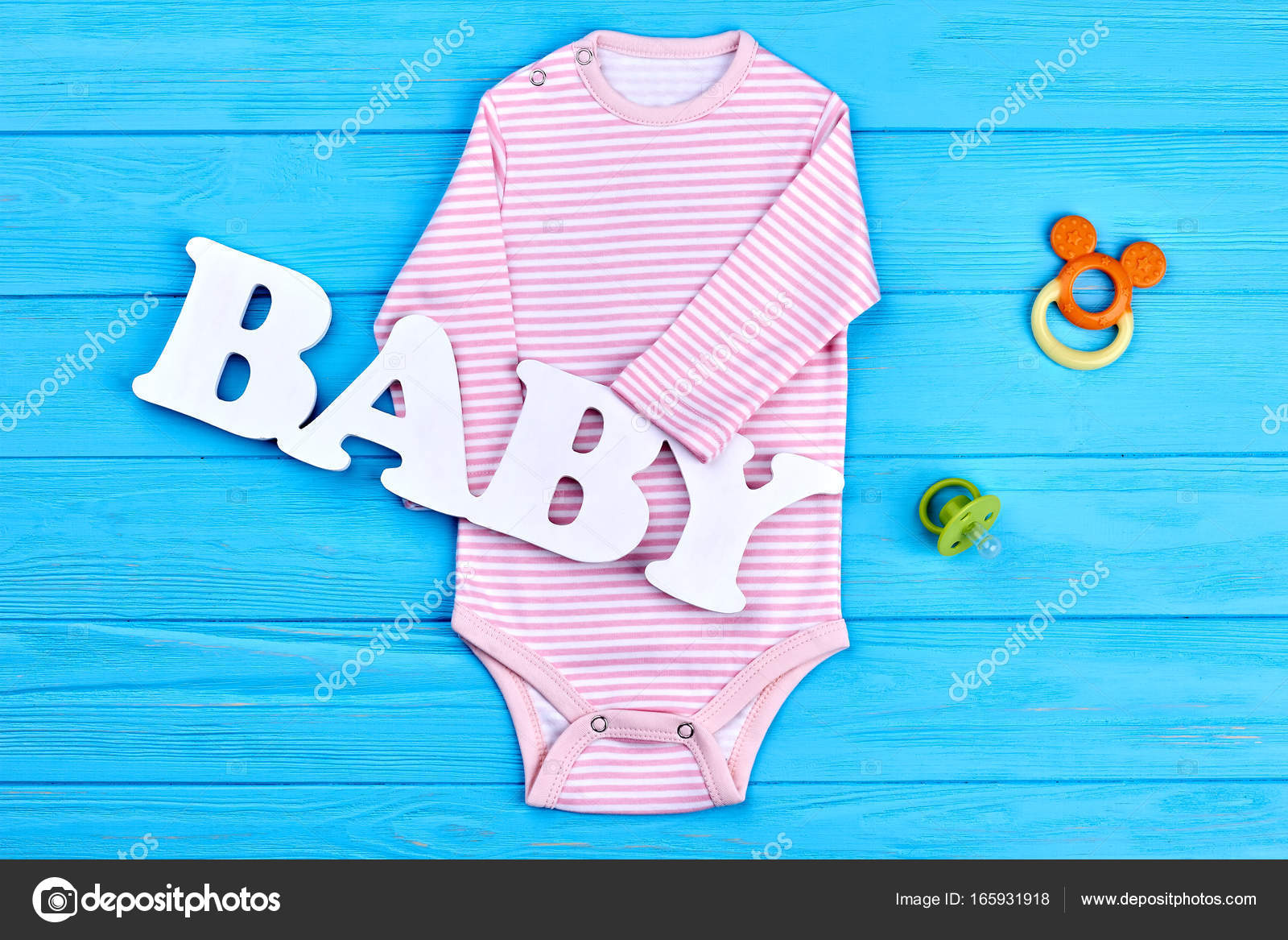 715d26eb0d3 High quality natural bodysuit for baby-girl. Infant baby striped cotton  bodysuit