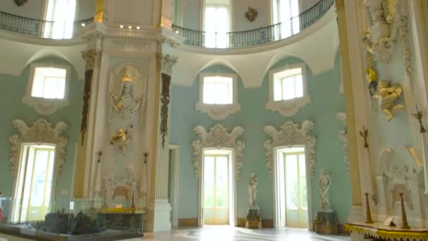 Borromeo palace interior, Isola Bella.
