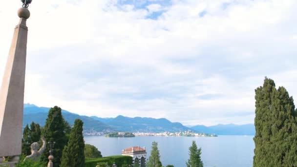 Isola Bella garden, lake Maggiore.