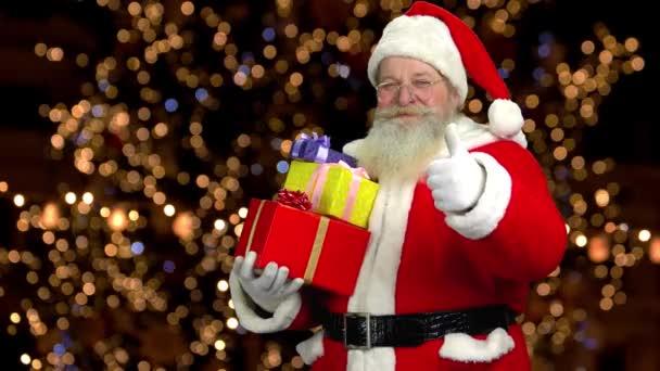 Santa Claus üzem ajándékok