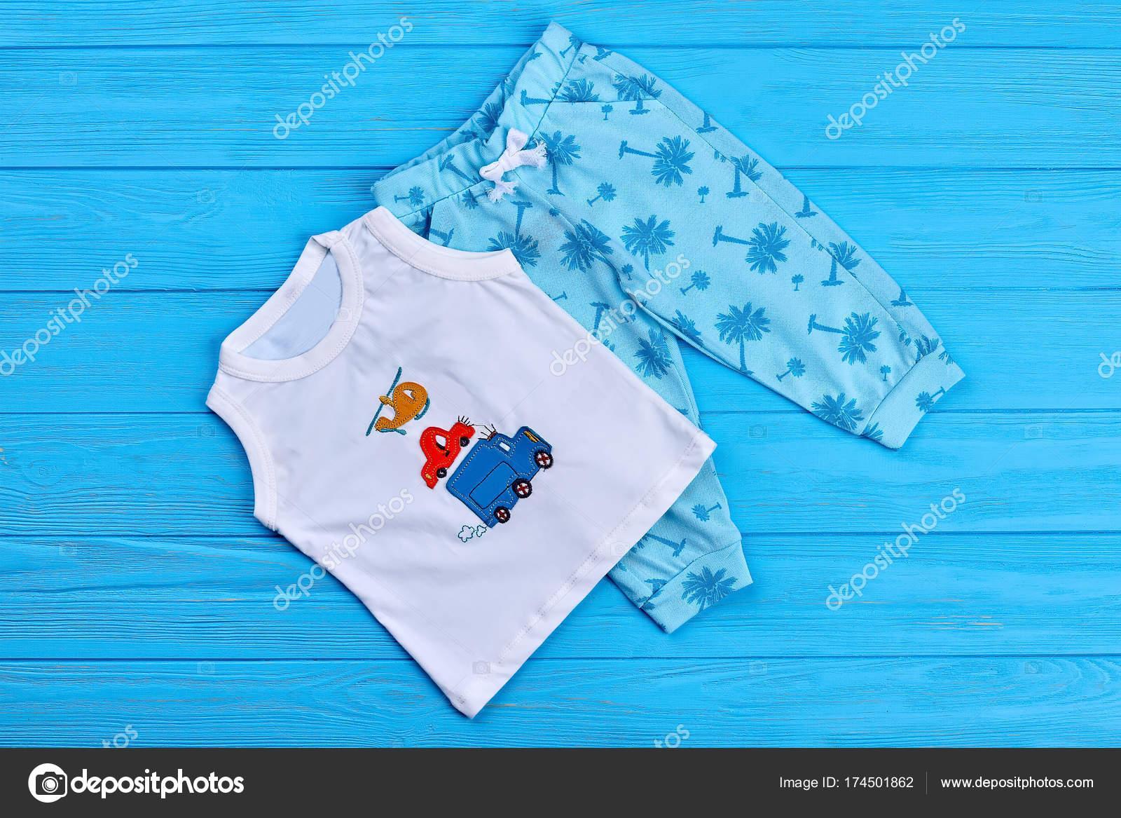 Babykleding Zomer.Babykleding Zomer Fashion Stijl Stockfoto C Denisfilm 174501862