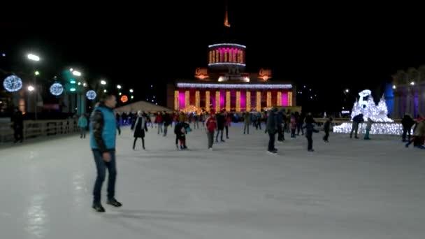 Zimní stadion ve východní Evropě