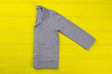 Boys shirt with pockets