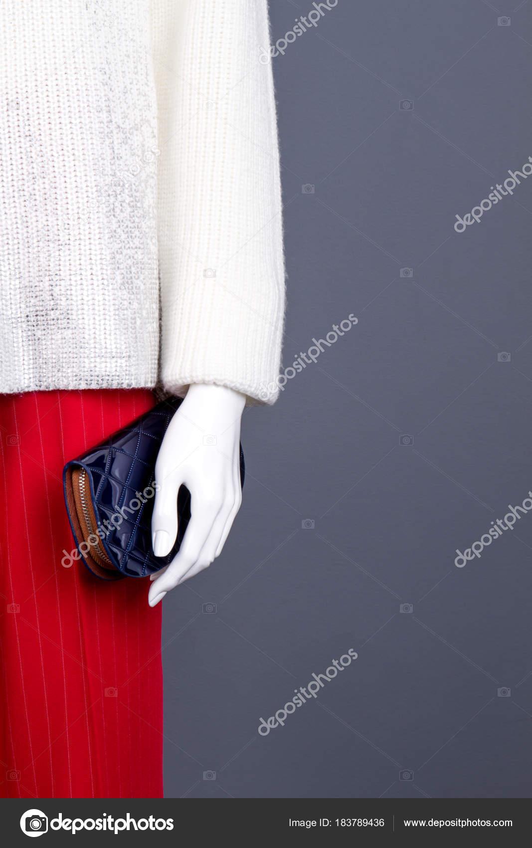 Жіночий манекен з гаманця 9430da274b846