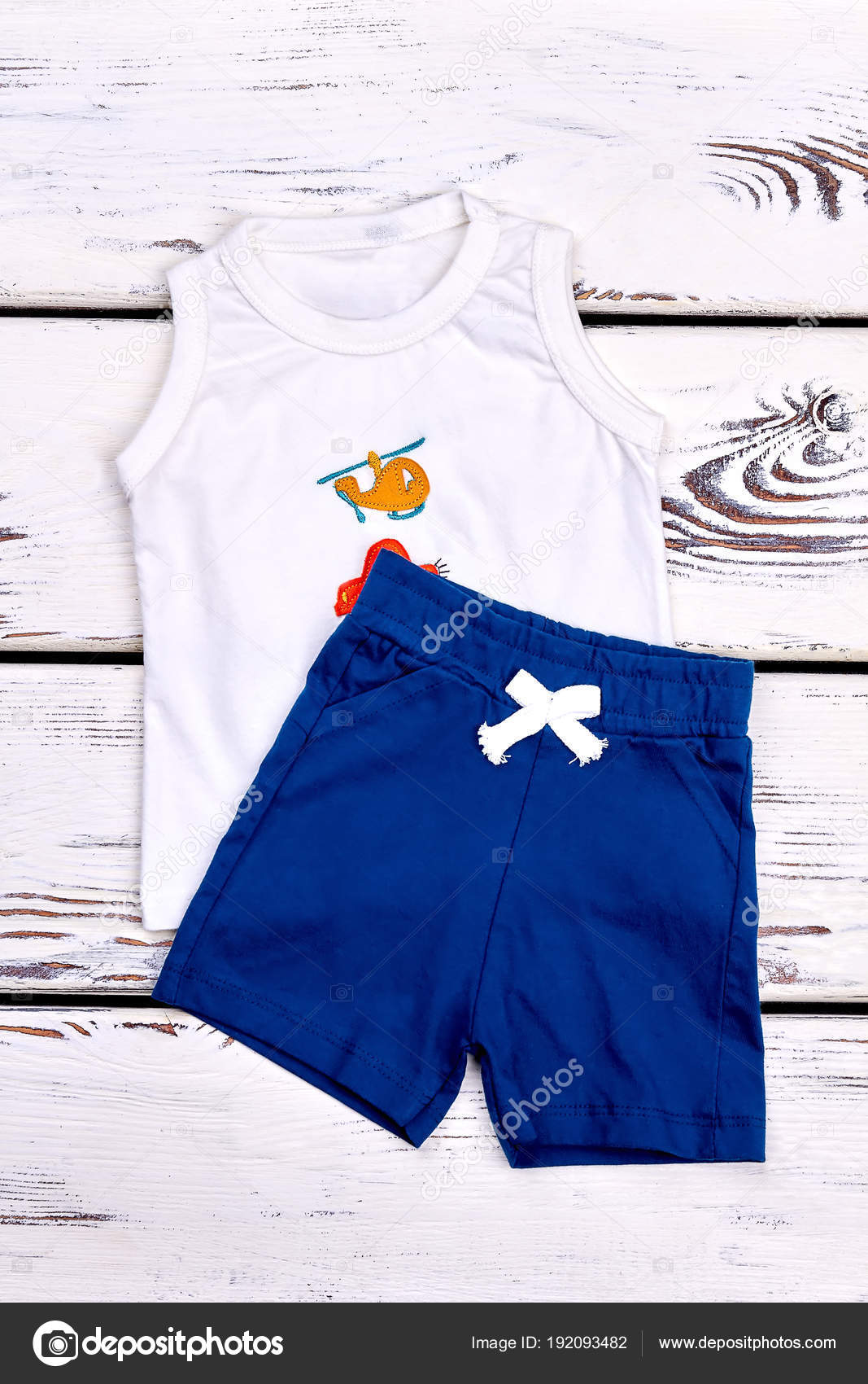 331dcbdf7 Roupas de verão bebê menino têxtil. Menino infantil branco sem mangas  desenhos animados camiseta azul