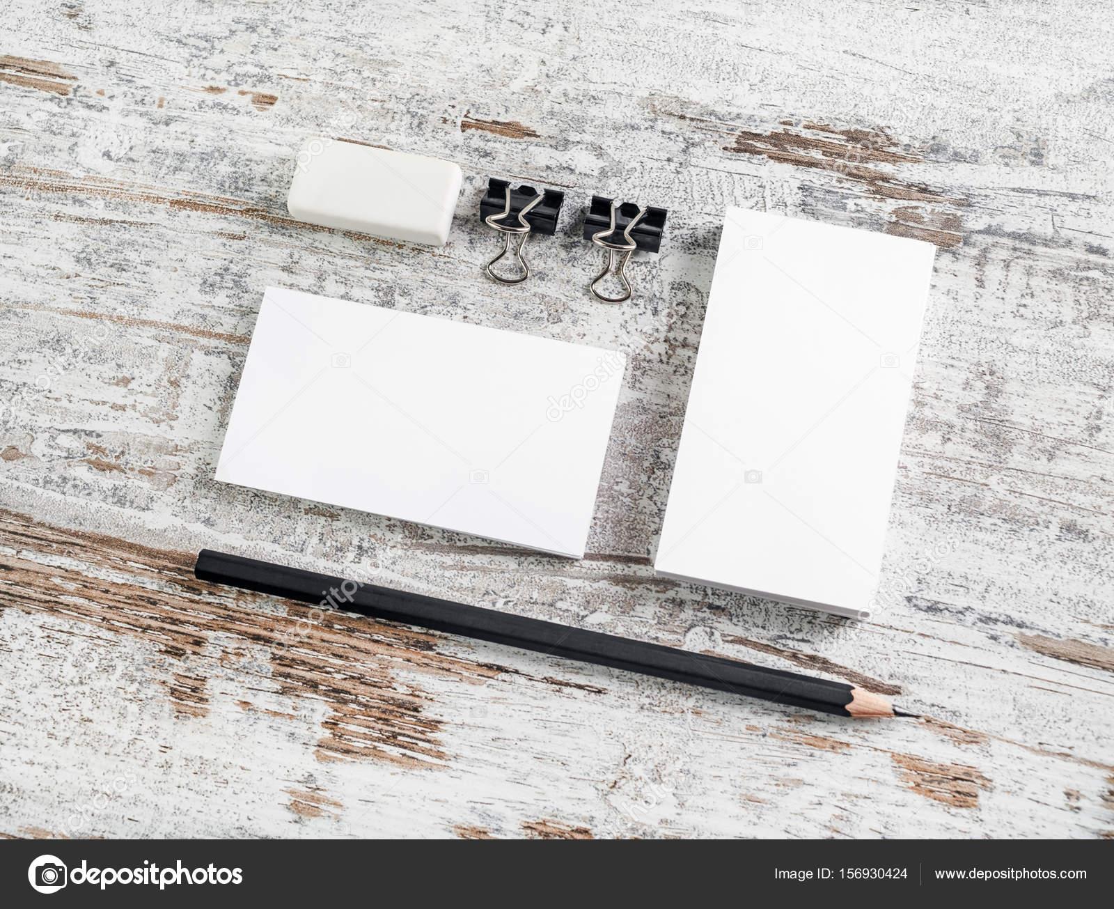 maqueta de identidad corporativa — Foto de stock © Veresovich #156930424