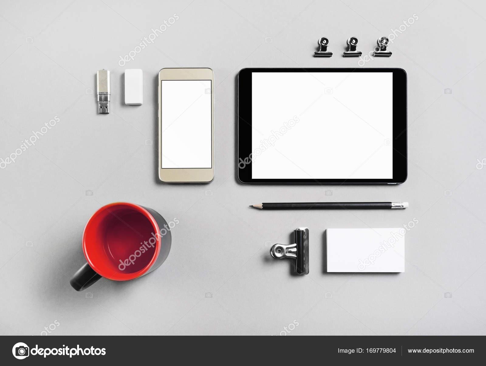 Plantilla de identificación de marca — Fotos de Stock © Veresovich ...