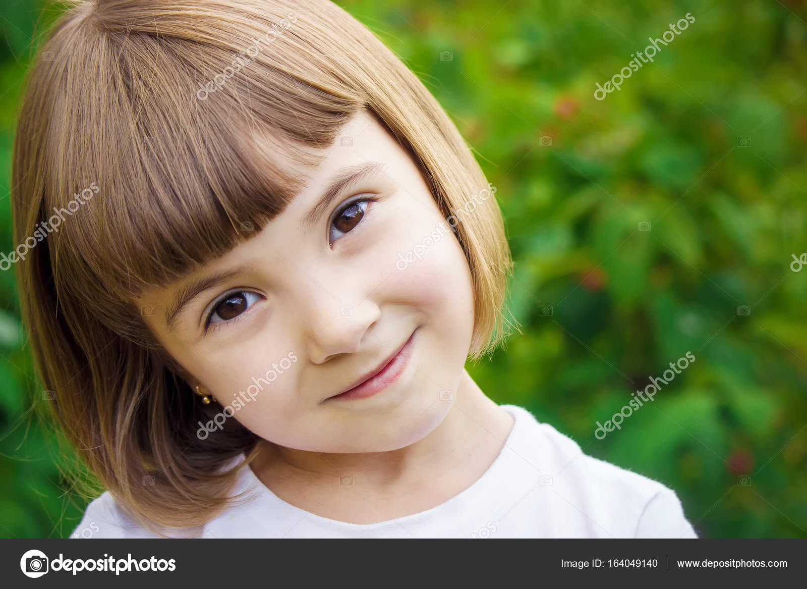 Baby Haircut Selective Focus Stock Photo C Yana Komisarenko