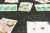 Fényképek a játék a póker