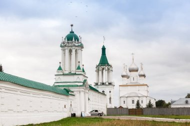 Spaso-Yakovlevsky Monastery, Rostov, Russia
