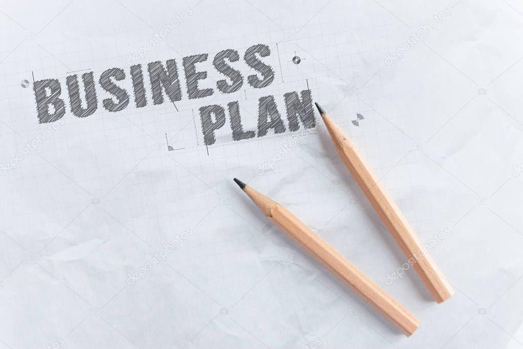 Бизнес план карандаши реклама для бизнеса плана