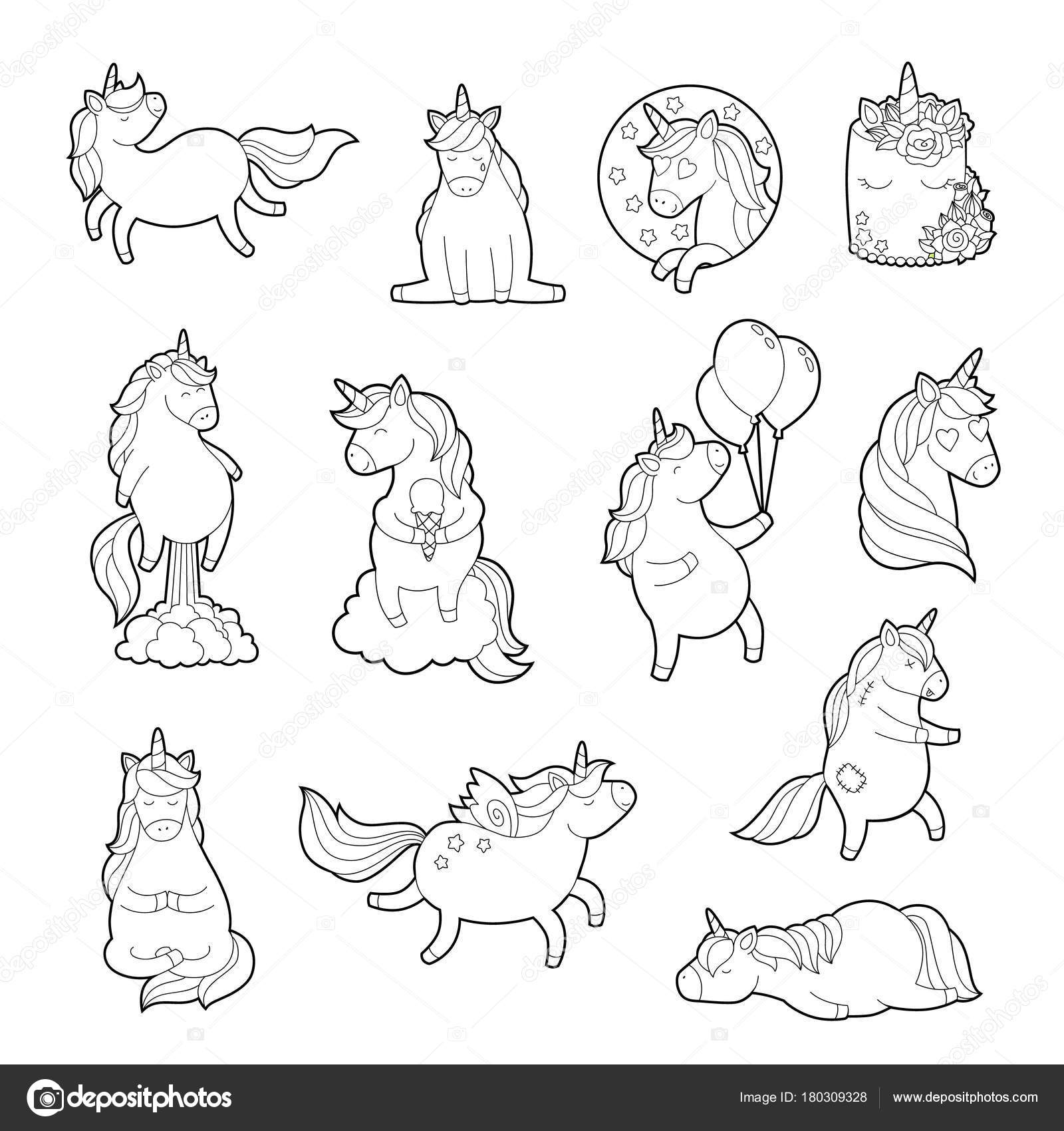 - Pin Up Coloring Pages Magic Unicorn For Adult Coloring Pages