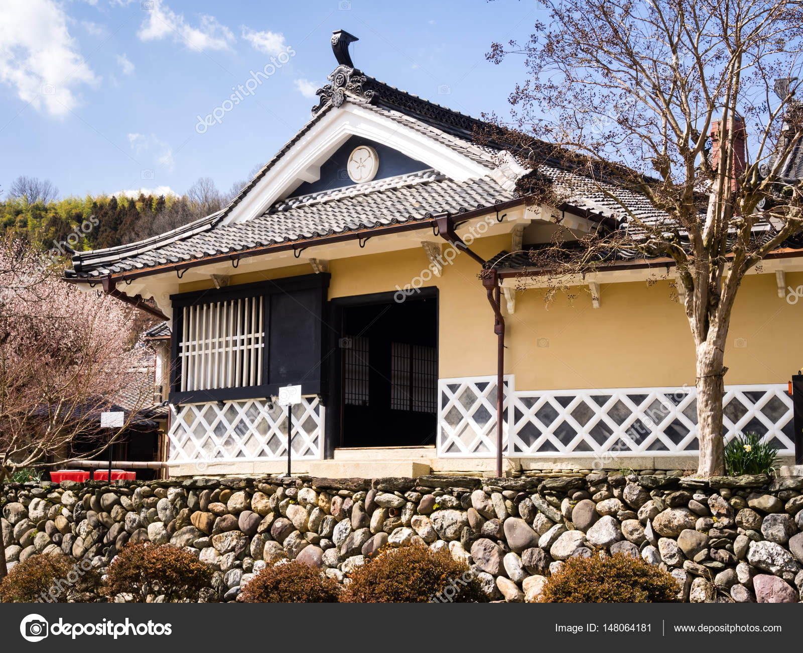 De vesterlandske som herhjemme og de traditionelle japanske med hul i jorden.
