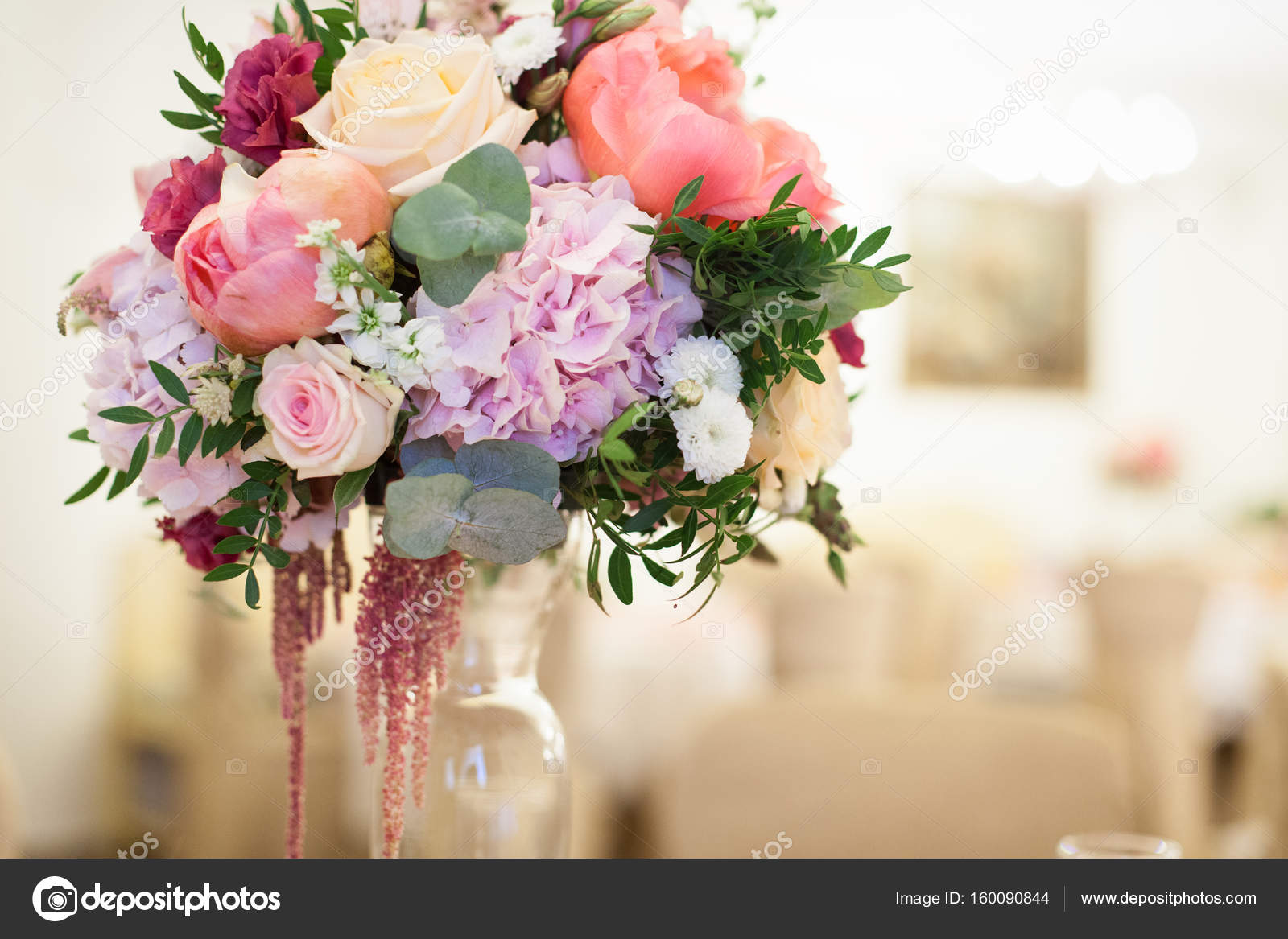 Fotos Flores Super Bonitas Bonita Decoracion De Mesa De Boda Con
