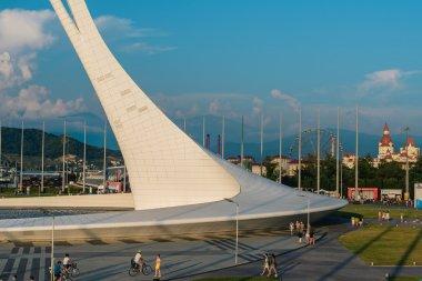 SOCHI, RUSSIA - AUGUST 1, 2016. Sochi Park