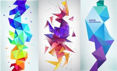 Collection of creative banners