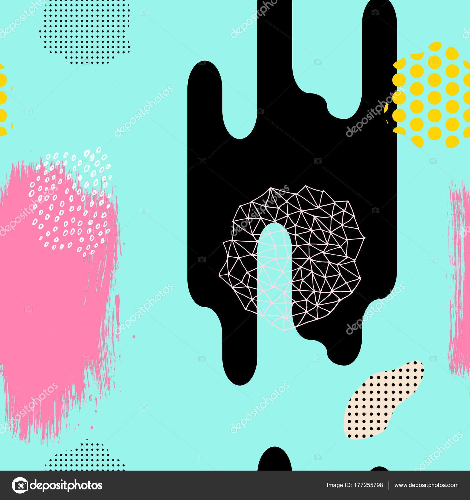 Fondos Para 15 Años Wallpapers Verdes Funky De Geométrica Perfecta