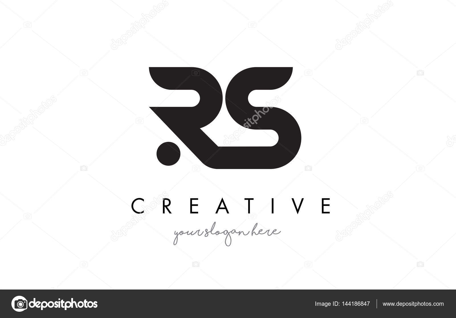 Rs letter logo design with creative modern trendy typography rs letter logo design with creative modern trendy typography stock vector buycottarizona Image collections