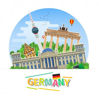 traveling or studying German