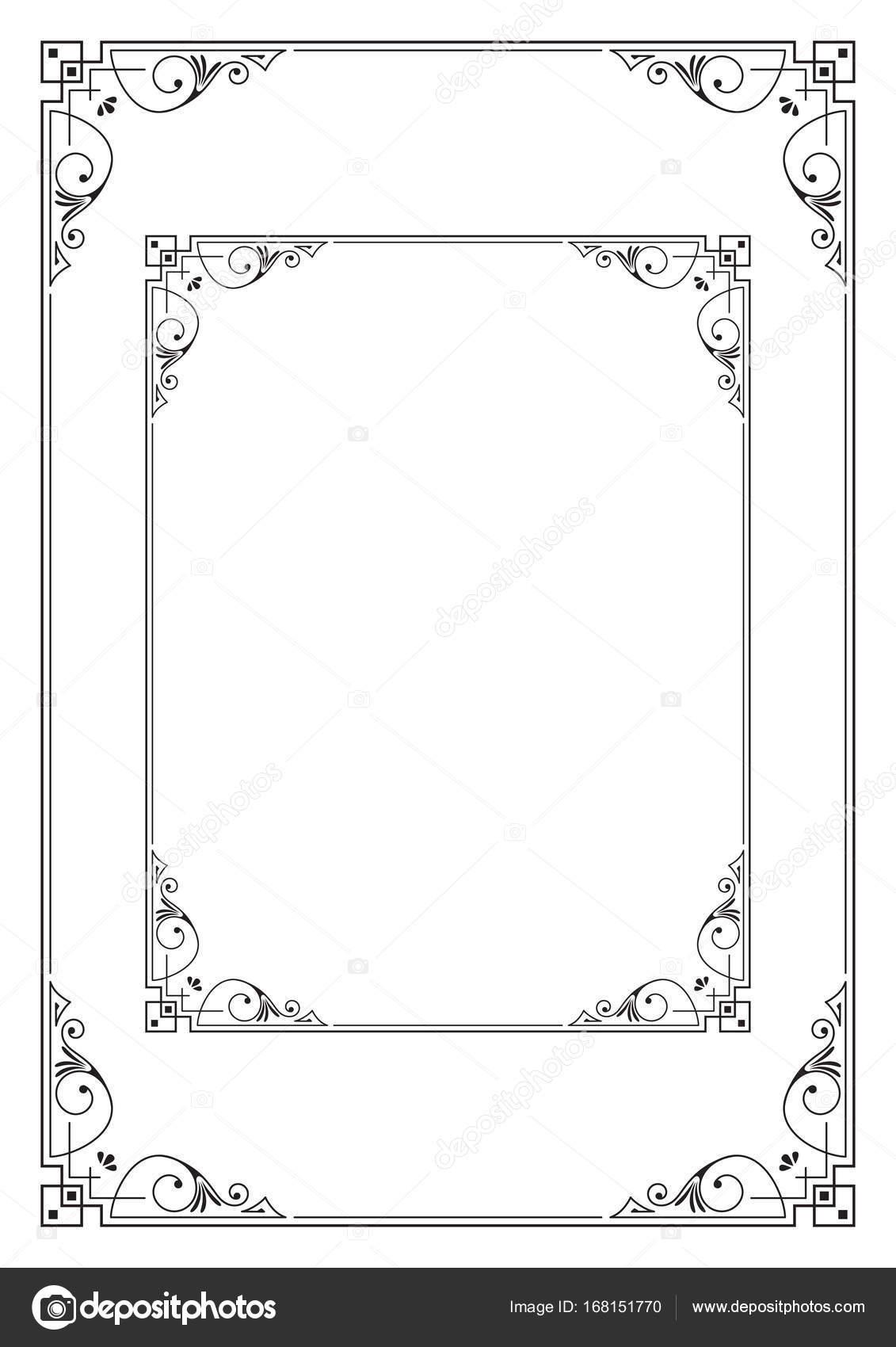 Well-known Quadros decorativos. Proporções de a3 e carta. Modelo para cartão  AV49