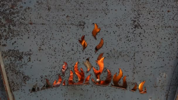 De brinner for grillat