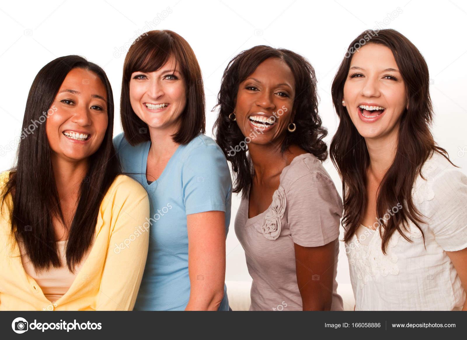 Group Of Women Talking 73