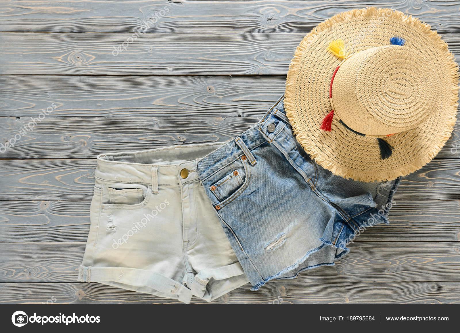 538066b71d35 Para mujer ropa, accesorios (dos pantalones cortos de mezclilla ...