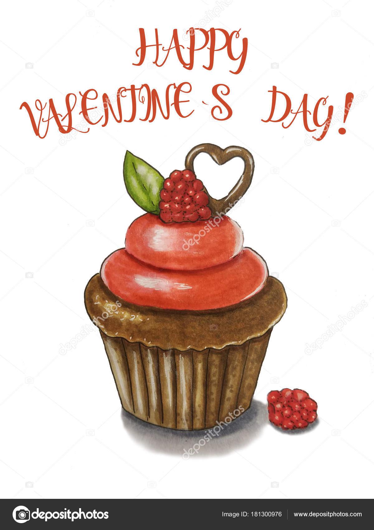 Susse Muffin Cupcakes Zum Valentinstag Backen Fur Verliebte