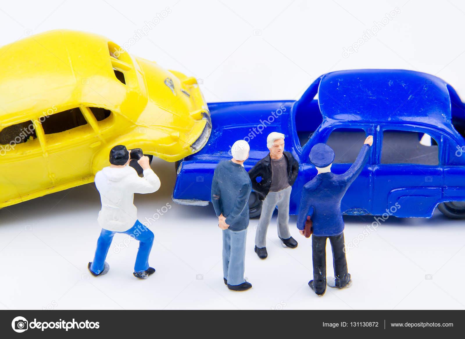 Crash Accident De Endommagée Miniatures Voiture Jouets Minuscules UMSzVpq