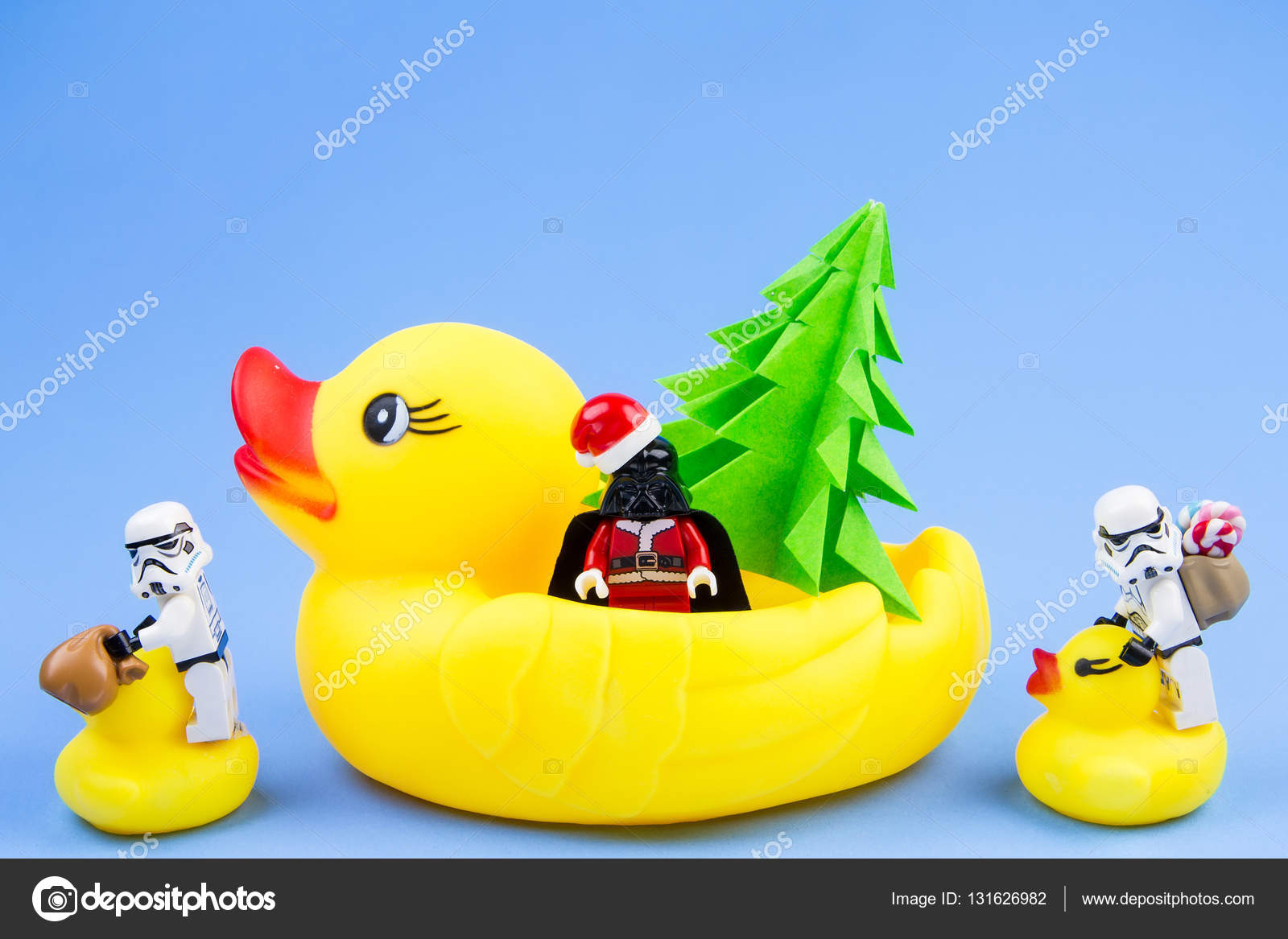 Darth vader rubber duck - photo#48